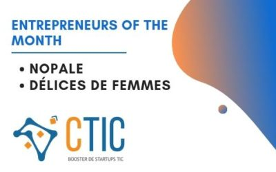 Entrepreneurs of the Month: 2 top startups, Nopale and Délices de Femmes