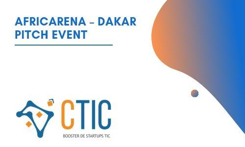 AfricArena- Dakar pitch event