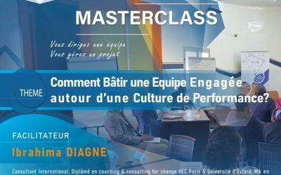Masterclass: Engagement et la Performance des Equipes