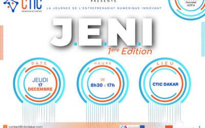 La Journée de l'Entrepreneuriat Numérique Innovant – JENI